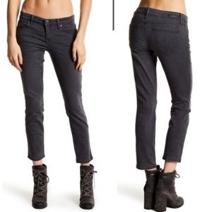 Level 99 Lily skinny straight petite grey 26P